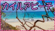 【ハワイのカイルア周辺がアツい】カイルアビーチの行き方&楽しみ方