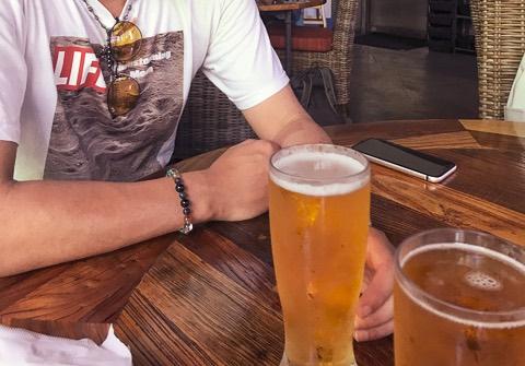 シェアファイヤービール