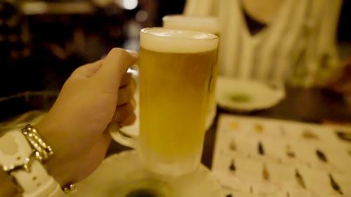 つるとんたんビール