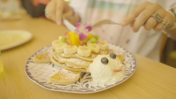 ホヌパンケーキ