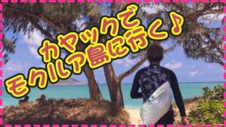 ハワイのモクルア島