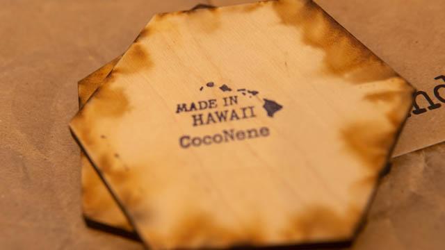メードインハワイの雑貨