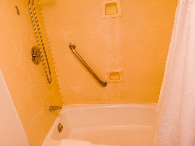 PKのお風呂場