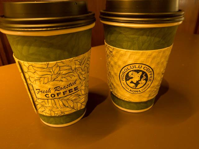 ホノルルコーヒーのコナ100%