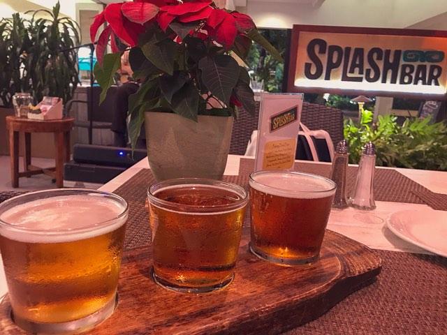 三種のビール