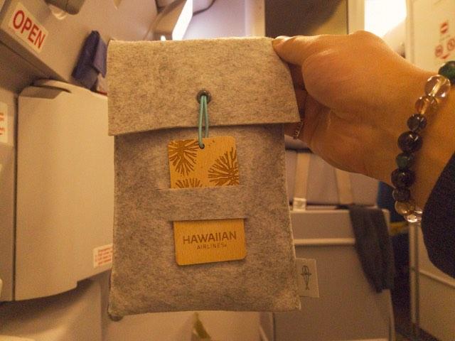 ハワイアン航空アメニディ