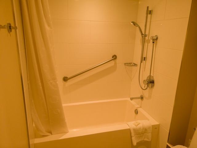改装後のお風呂